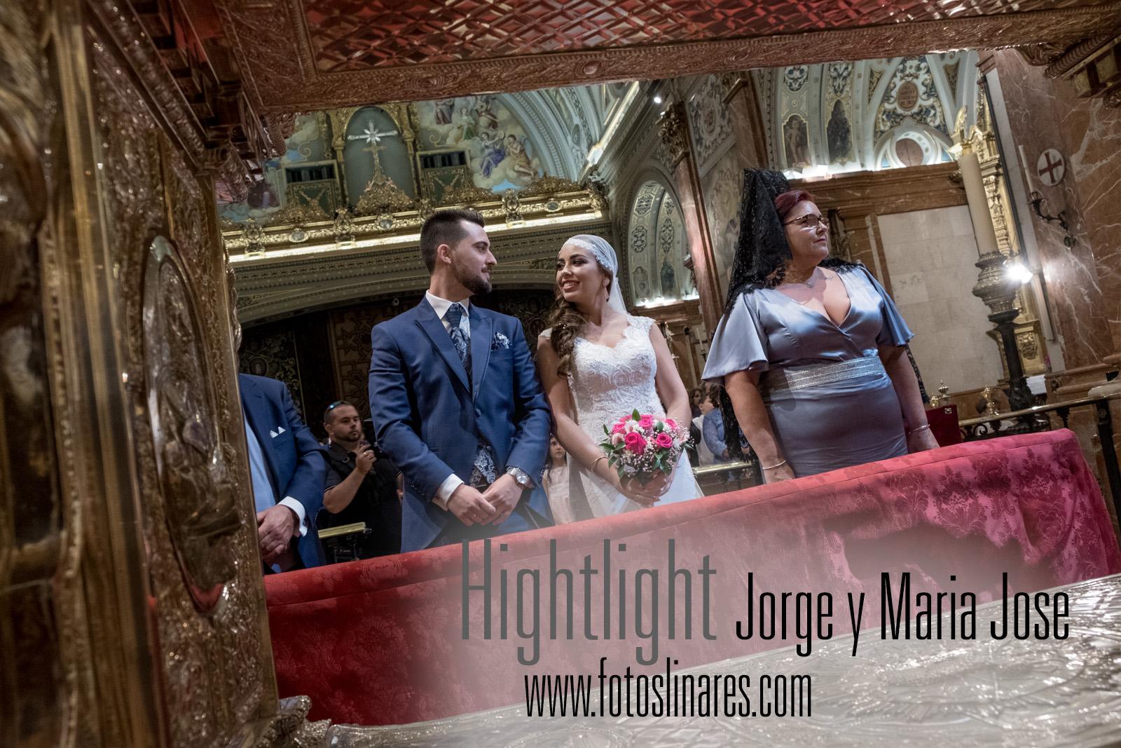 boda en la basilica de la macarena sevilla